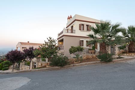 Luxury 2 bedroom house with a dazzling pool ! - Rethimnon - Vila