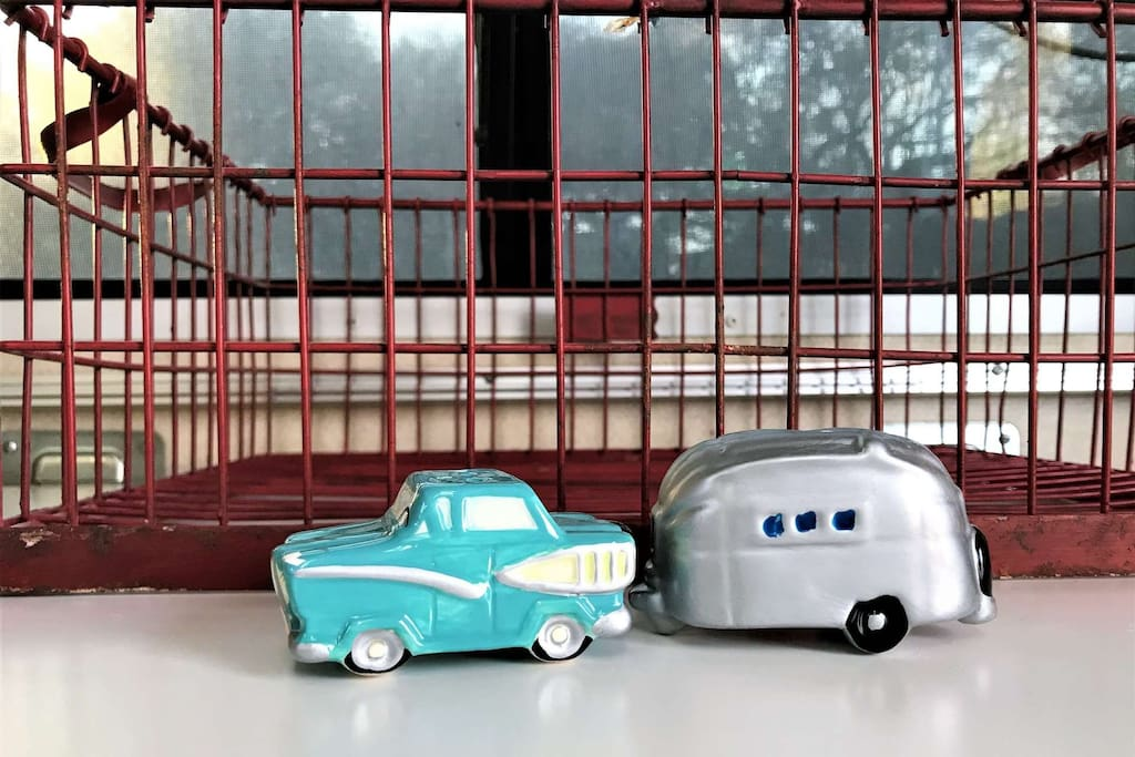 You're going to love this funky little Airstream!