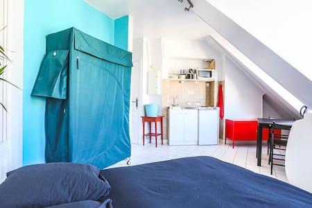 1 bedroom on the center of Paris - París