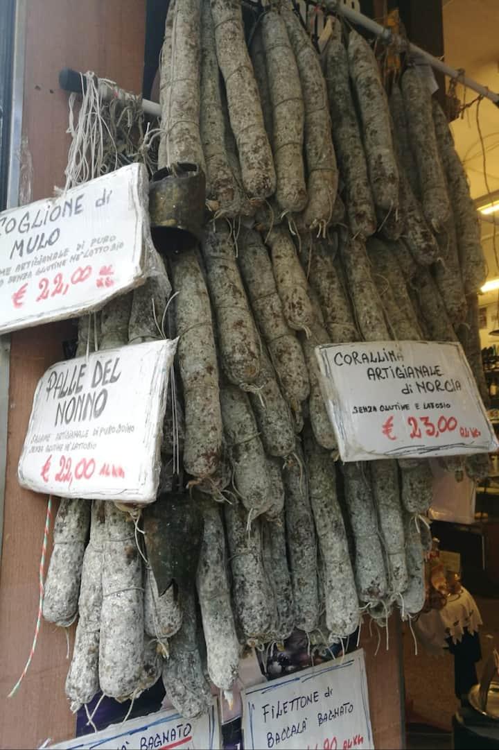 Shop at Trastevere's delis