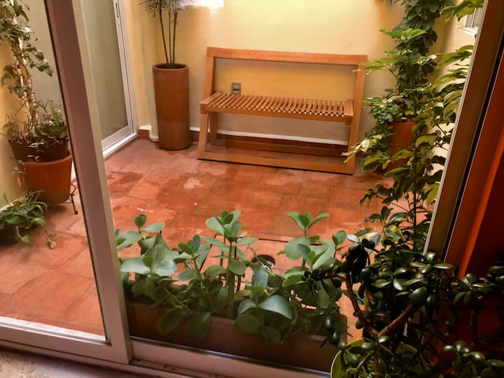 Mexican Style apartment, Heart of Xochimilco