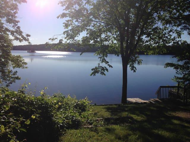 Belmont Lake beauty