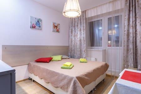 Стильная квартира-студия с балконом - Khimki - Apartamento