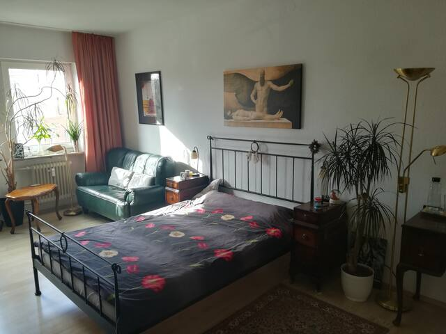 Zimmer in Nürnberg-Maxfeld
