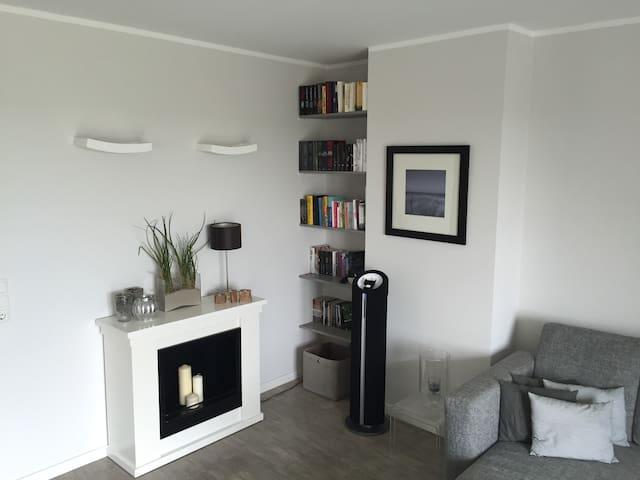 94qm Wohnung im Landhaus Gertrude mit WLAN + SKY - Juist - Apartament