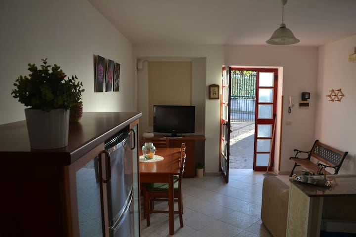 Casa Lilly : con giardino e wifi - Santa Maria di Castellabate - Apartment