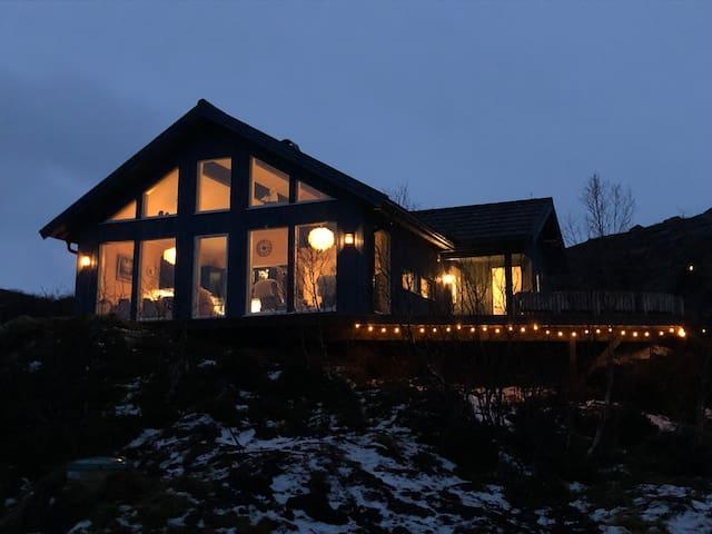 Hytte i vakre Eidsfjord