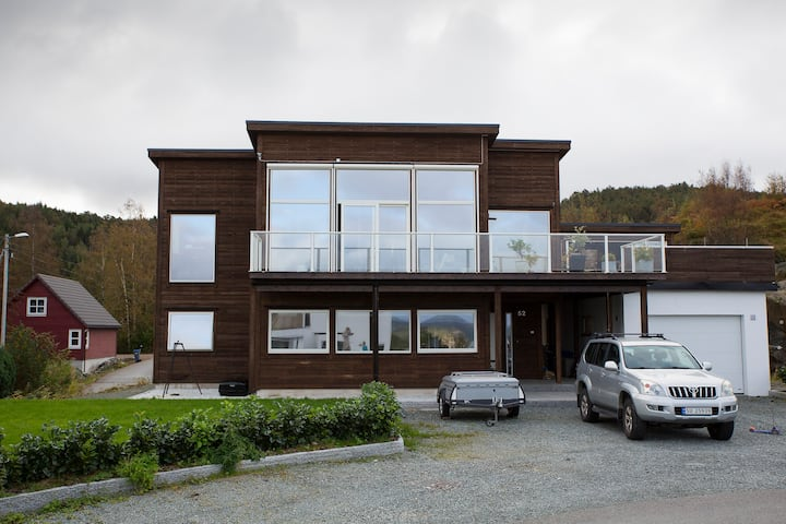 Lysefjorden Panorama Family House