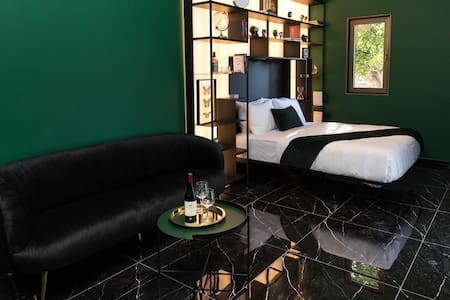 Slika spavaće sobe