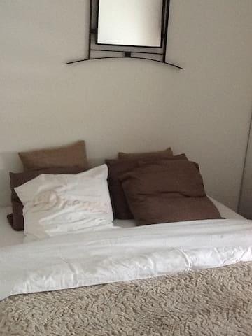 Votre Chambre confortable, chaleureuse, au calme
