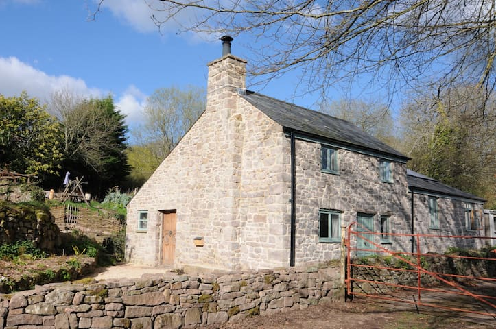 Birch Cottage - Eco-retreat in the Wye Valley - Brockweir - Casa