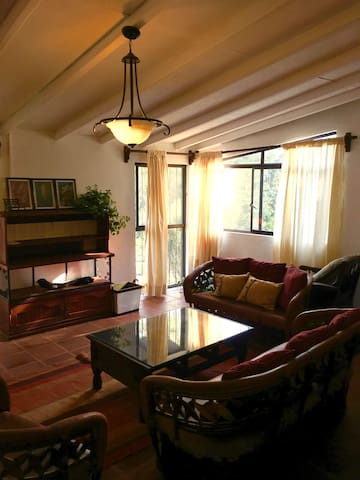 Charming Department with green area - San Miguel de Allende - Apartment