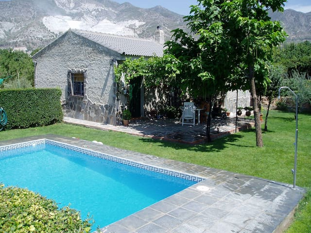 Cortijo Bamel - Dúrcal - House
