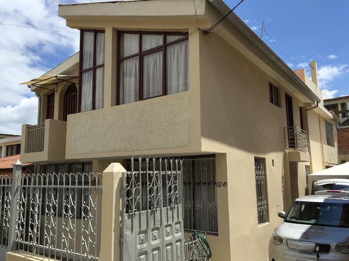 Ficoa: the best located neighborhood of Ambato