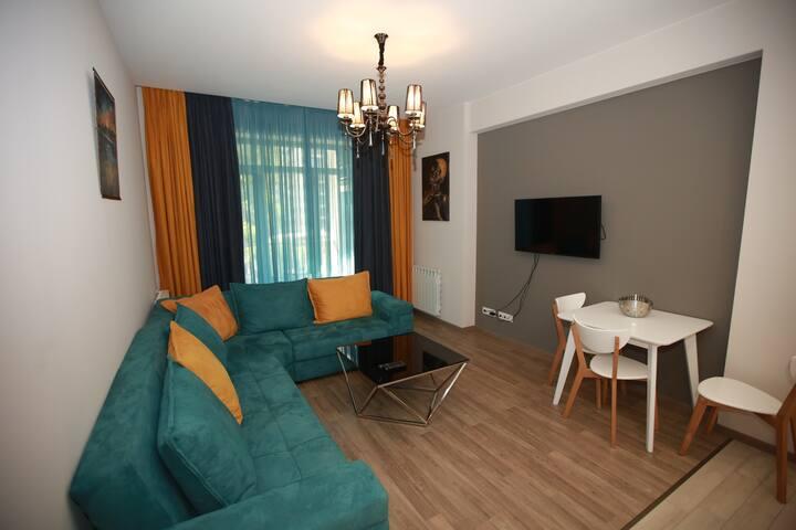 Anastasias apartment
