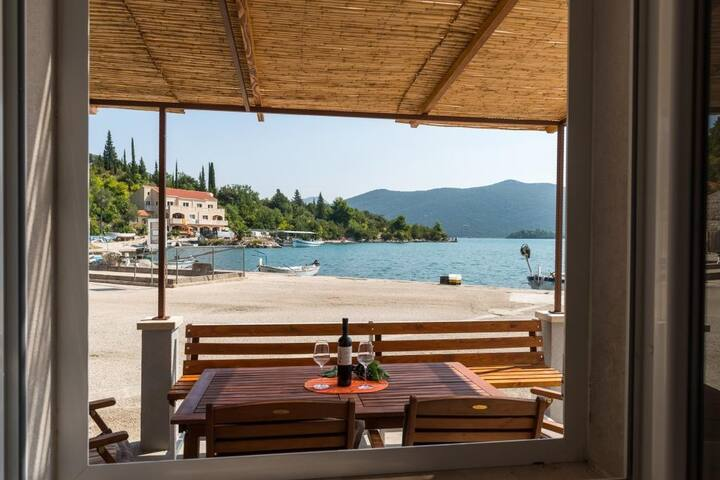 Holiday Home Anima Maris- Duplex Two Bedroom Holiday Home with Terrace and Sea View