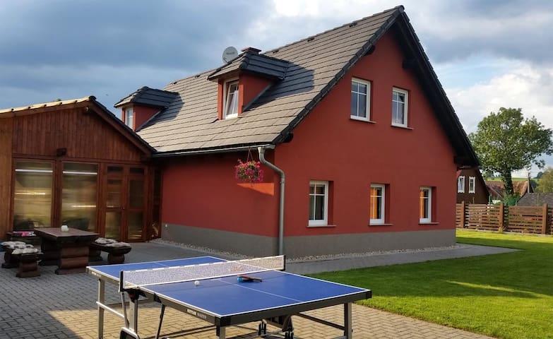 Chalupa U vleku - Horní Podluží - House