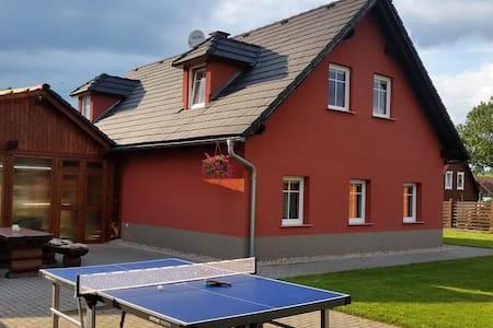 Chalupa U vleku - Horní Podluží - Haus