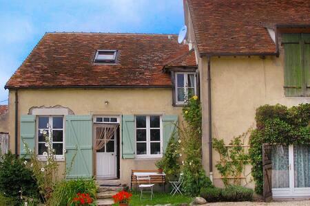Gezellig familiehuis op groot terrein in Bourgogne