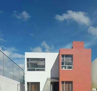 Habitación en Toluca, WiFi, Teléfono fijo. - Toluca