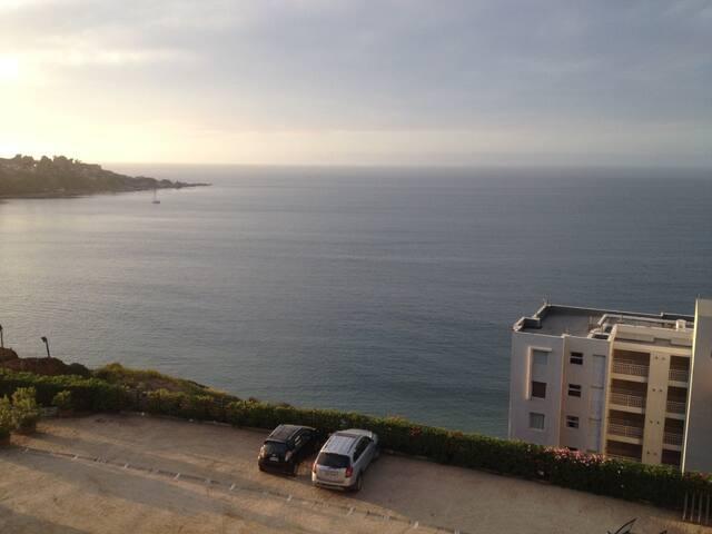 Depto Condominio Altomar con vista al mar - Puchuncavi - Appartement