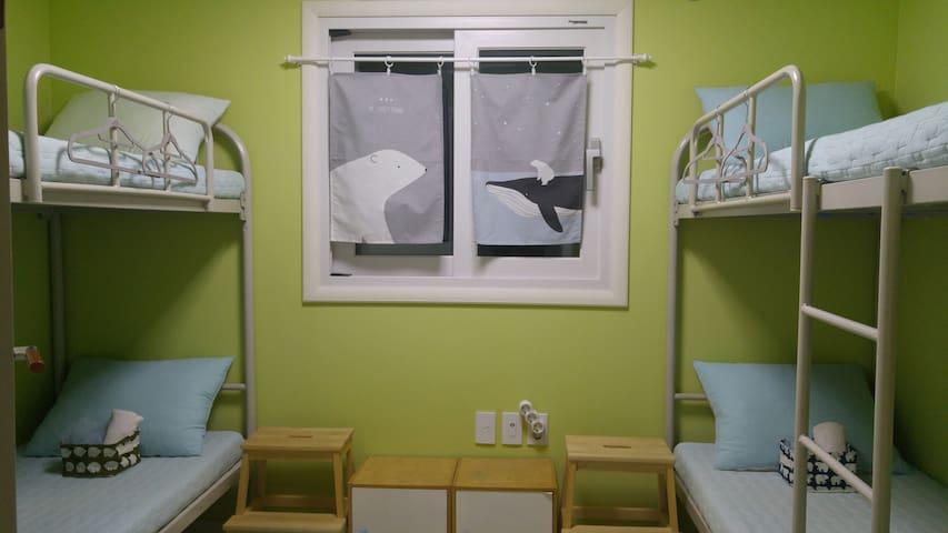 깨끗하고 편안한 강릉 모예게스트하우스 Cozy & Clean Moye Guesthouse