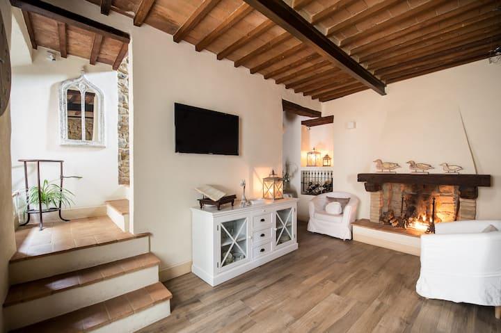 Il Borghetto: La Casa di Alice, charme e relax