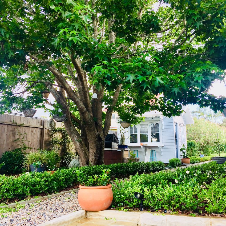 Our cute guest cottage was built with pride and love, for guests to enjoy there time away. A nice change in the amazing seaside suburb of Forresters Beach, the jewel of the NSW central coast.