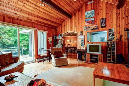 Cottage ideal for family - Saint-Adolphe-d'Howard