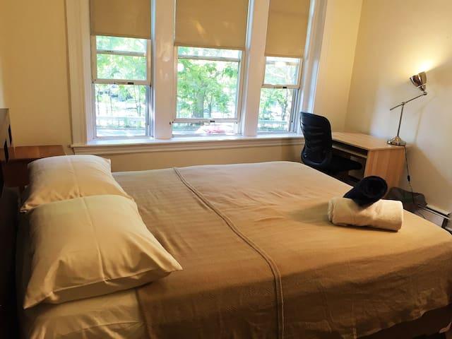Huge room in amazing Brookline