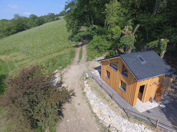 Vivez une expérience dans ma cabane vigneronne !