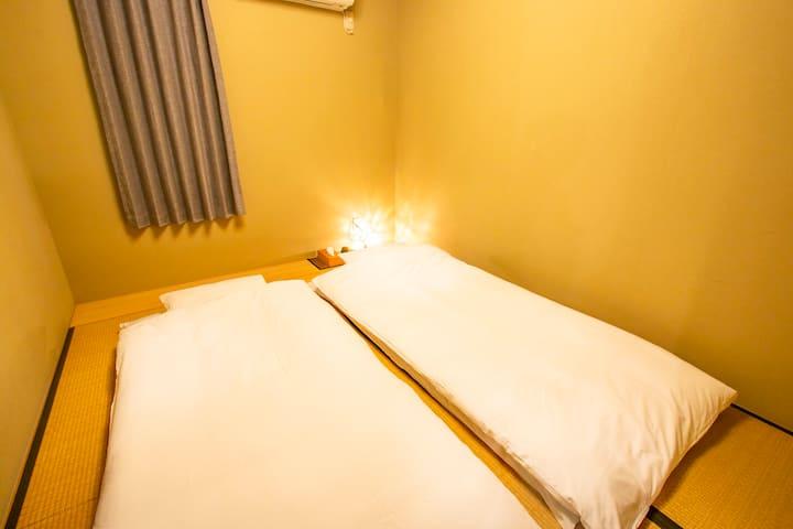 【 5 min, Kintetsu Nara Sta,】 Clean Japanese room