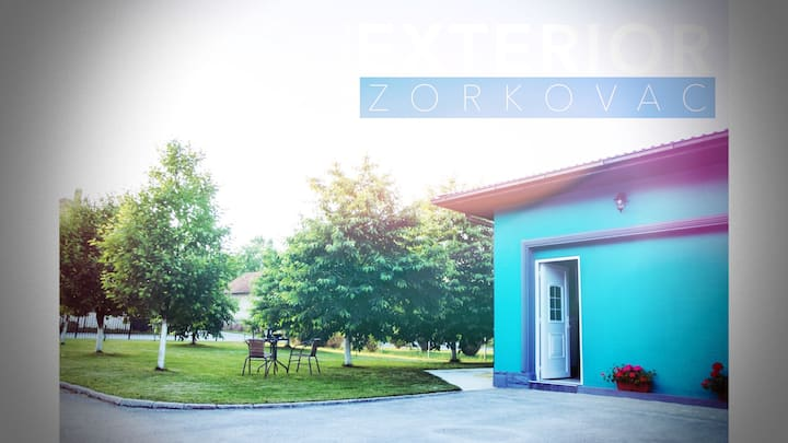 Studio apartman Zorkovac