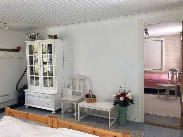 Interior guesthouse