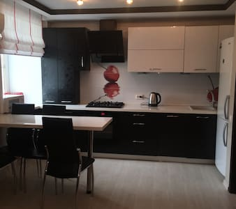 Уютная кв-ра с современным ремонтом - Appartement