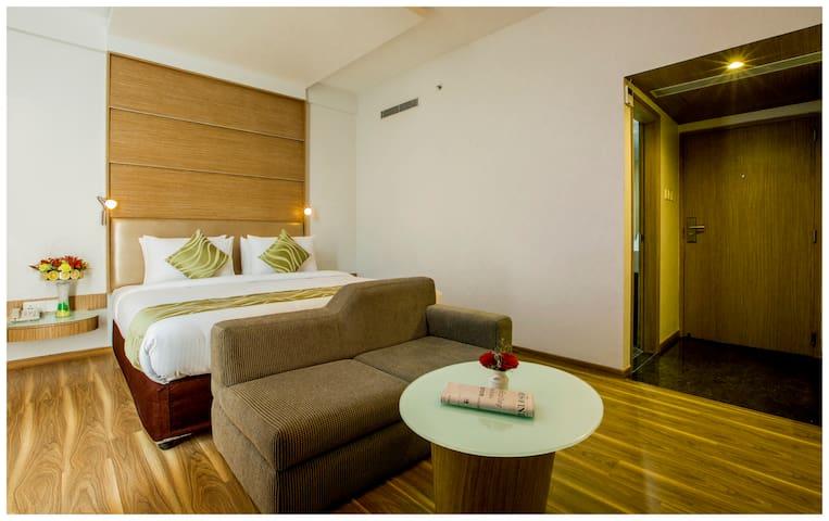 Rooms in Malleswaram - Bangalore - Bed & Breakfast