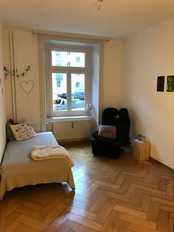 Cozy Room For One Downtown Lucerne
