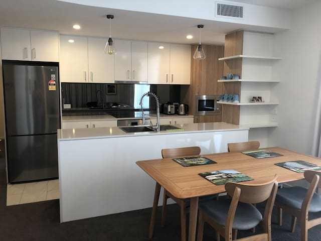 Spacious apartment in the heart of Dickson