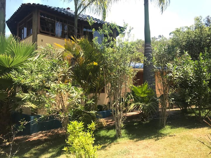 Macondo Rural - Casa de Campo  Sta Rita Ouro Preto