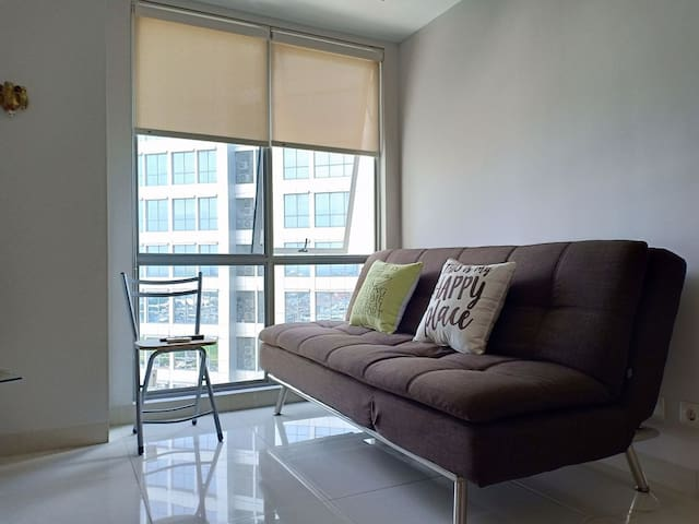 2BR New Whole Apartment @ The MANSION KEMAYORAN