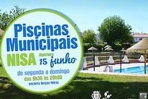 Piscinas Municipais de Nisa/Nisa municipal pools