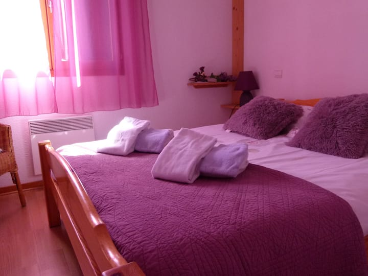 Double room-Comfort-Private Bathroom-Mountain View