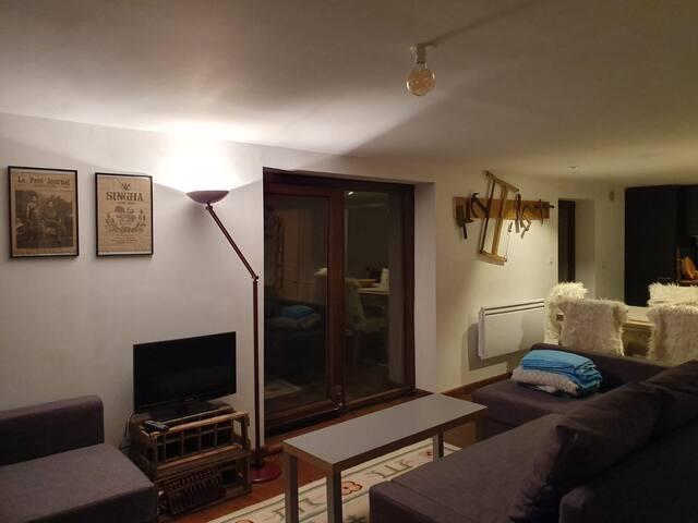 Appartement stylé 0 Val Abondance/Portes du Soleil