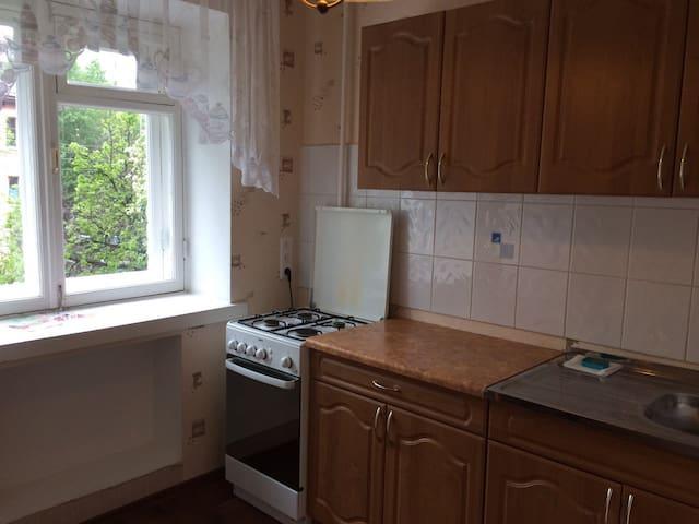 Квартира у Нефтигаза - Tyumen' - Apartment