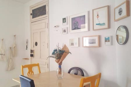 Double / Single Room very central and sunny - València