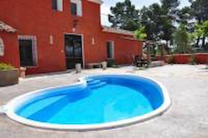 Casa Tia Juana  Naturaleza y relax - Elda - House