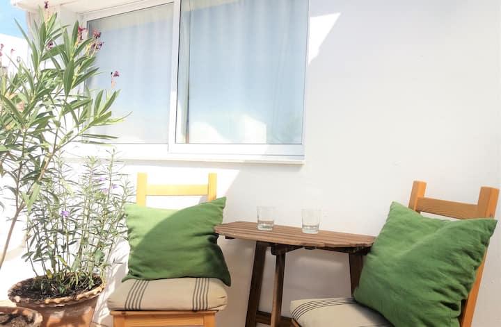 Smart Studio ALFALFA with Terrace, Centre Seville