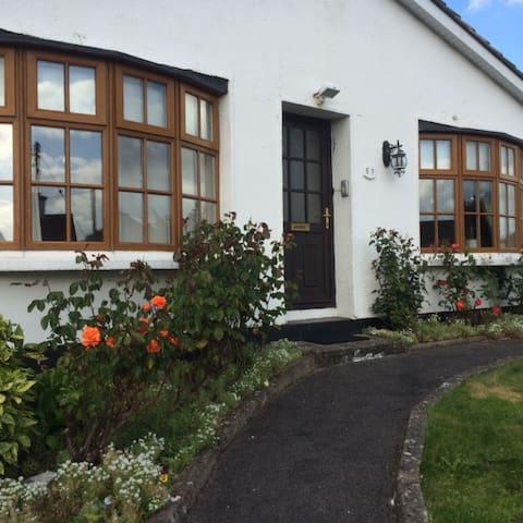 Murrisk House - Portlaoise - Domek parterowy