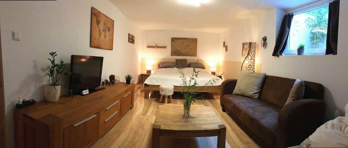 Stay in HEIDELBERG XL  2 Locations on 1 Property