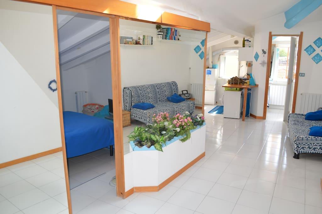 Ingresso camera da letto